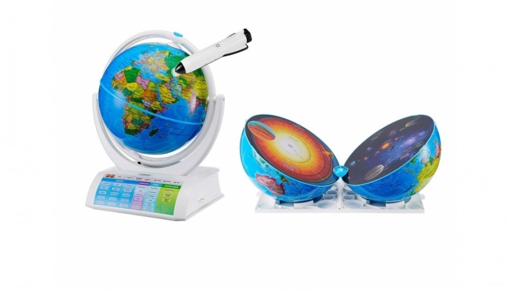 Интерактивный глобус Oregon Scientific Explorer AR SG338R